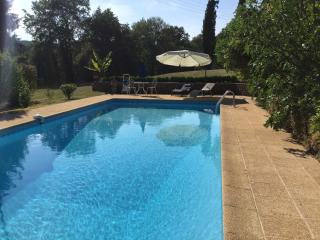 11 x 5 m private swimming pool