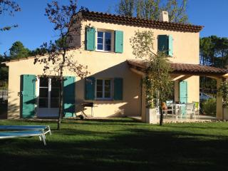 New villa in Golfe de St-Tropez