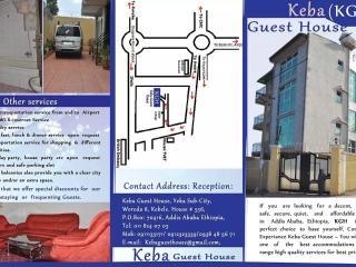 KEBA GUEST HOUSE, Addis Ababa