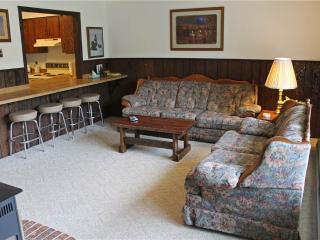 Located at Base of Powderhorn Mtn in the Western Upper Peninsula, Duplex Home with Large Indoor Hot Tub Located 1.5 Blocks from Main Ski Lodge, Ironwood