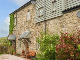 LEAT COTTAGE NEWLAND MILL, woodburner, enclosed garden, pet-friendly, WiFi, in North Tawton Ref 924311
