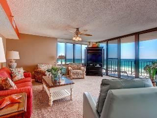 Gulf FT views for 8! OPEN 10/2-10/4 $565-BeachFT Pool*Watercrest 403-CornerUNIT