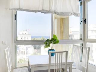 great family duplex with sea view