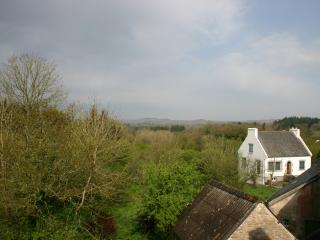 View from Top bedroom window