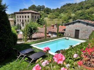Casa Gianfrati, I VOLTI, Corfino