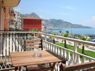 Mediterraneo Guest House Camera con vista mare, Giardini Naxos
