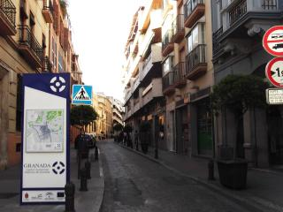Apartamento con parking y wifi, Granada