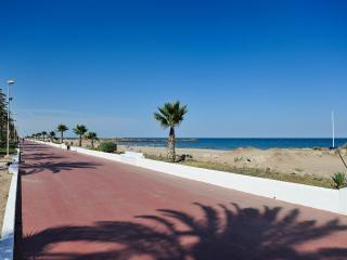 Amplio apartamento Playa Puig.
