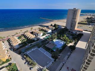 Amplio apartamento Playa Puig., Valence