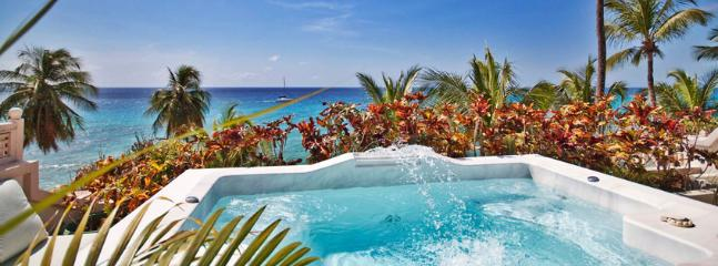 Reeds House 1 SPECIAL OFFER: Barbados Villa 301 Direct Access To White Sandy Beach From Ground Floor., St. James