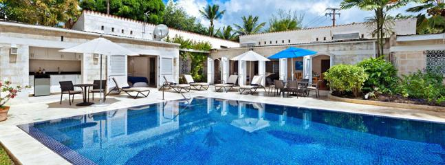Barbados Villa 363 The Outdoor Pool Area Is Reminiscent Of A Tropical Oasis., Saint Peter Parish