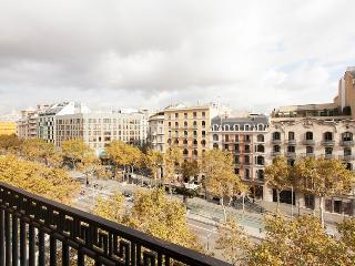 Luxury Apartment on Paseo de Gracia