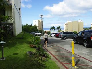 2rooms apt at Tumon/Ocean view
