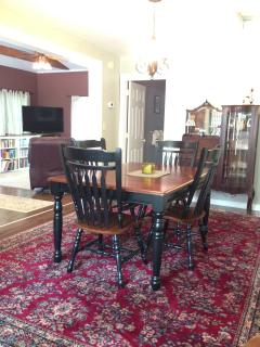 Dining Room - total 6 chairs