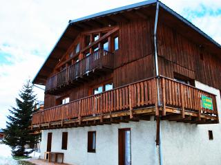 Chalet Chenille and Papillon