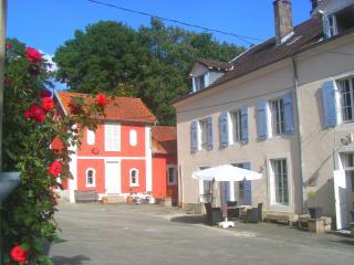 Petit Chateau Aramand Bourgoin, Jussey