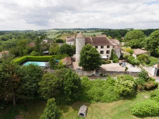 Chateau de Sadillac, private golf, pool and sauna