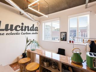 Lucinda, Carlton Studio, Greater Melbourne