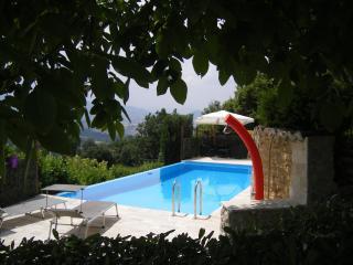 Villa con piscina privata e giardino, Palata