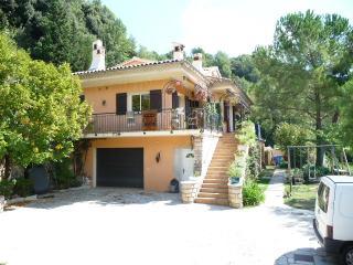 appartement dans villa, Cagnes-sur-Mer
