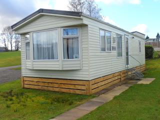 Caravan Holiday Home to hire in scotland, Fintry