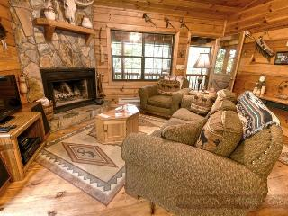 Laughing Hippo, 2 Bedrooms, Blue Ridge - Ellijay
