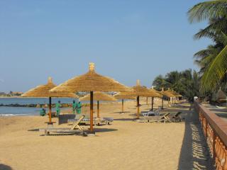 Villa bord de mer à 50 m de la plage, Mbour