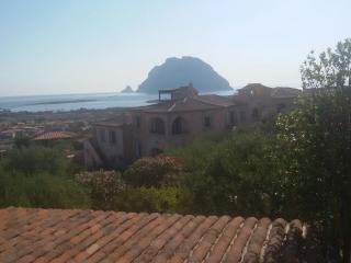 Villa con vista mare fino a 12 posti letto, unica!, Loiri Porto San Paolo