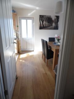 Open plan Kitchen / Dinning Room