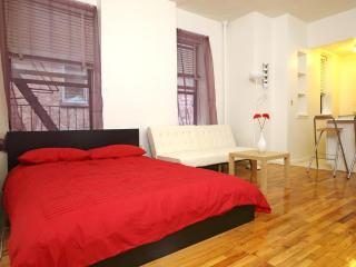 Large UWS furnished Studio, steps to Central Park!