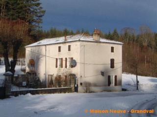 Gîte Maison Neuve, Grandval near Ambert