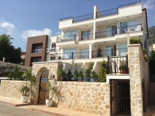 Blue Horizon- Central Kalkan apartment, own plunge pool (behind Dream Hotel)