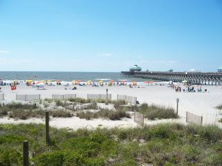 Oceanfront Condo - Right on the Beach!, Folly Beach
