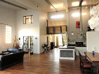 SAN TELMO Amazing Arty Loft 175 m2 for 5