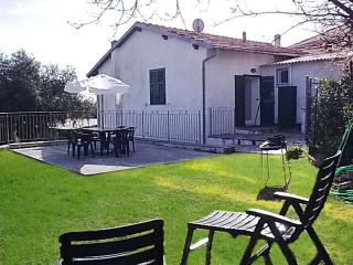 VILLA WITH SEA VIEW GARDEN, Diano Marina