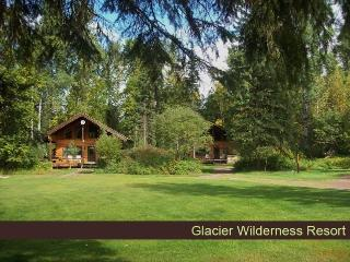 Cabin 1 - Glacier Wilderness Resort, West Glacier
