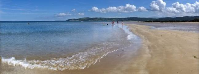 Beautiful Benllech Beach