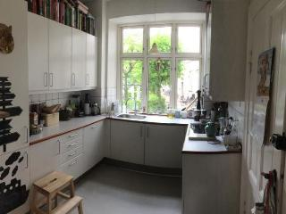 Lovely bright Copenhagen apartment near harbor area, Copenhague