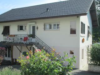 appart. f4  ds maison à 900 m du lac du bourget, Le Bourget-du-Lac