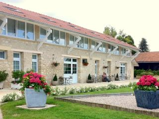 la grange champenoise, Aumenancourt