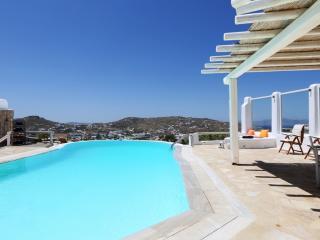 Angerona - Luxury villa near famous Ornos beach