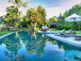 Alir Luxury, 5 Bedroom Villa, Pool & Tropical Garden-Canggu