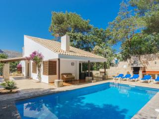 Villa with private pool in Cala San Vicente, Cala San Vincente