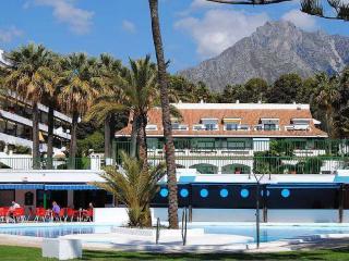 Luxury, modern studio apartment, Marbella