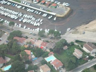 Maison sur Bassin Arcachon  Port et Plage a 30 m