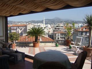 Bel appartement avec grande terrasse  'Libération'