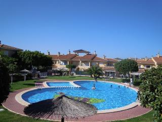 Bungalow in Santa Pola - Gran Alacant (WIFI) (International TV channels)