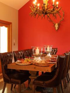 Scottish dining