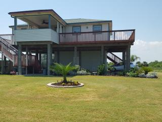 Unique property on one acre, Galveston