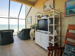 Walk your dog on the beach or take in the view from your oceanfront condo!, St. Augustine